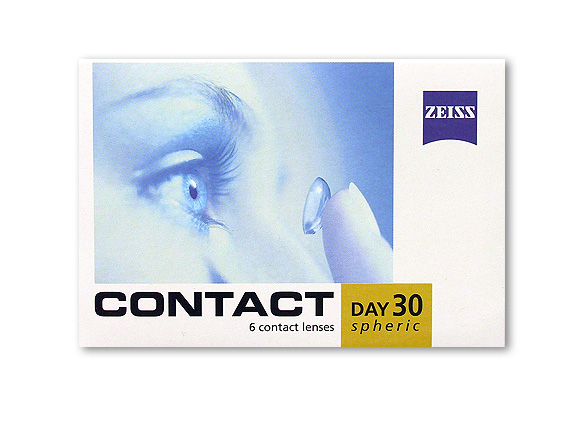 Zeiss Contact Day 30 (1x6) 39