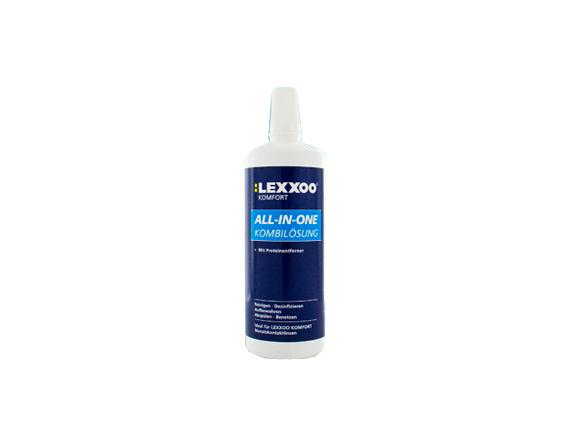 Lexxoo Komfort All-in-one Kombilösung (360ml) 16