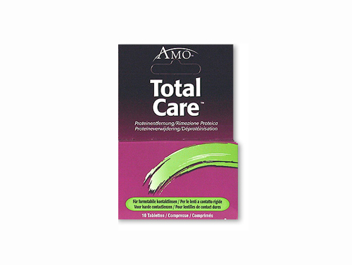 AMO Total Care Proteinentferner Tabletten (1x10) 21